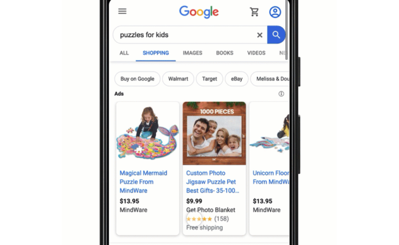 Google Shopping Ads now free for merchants