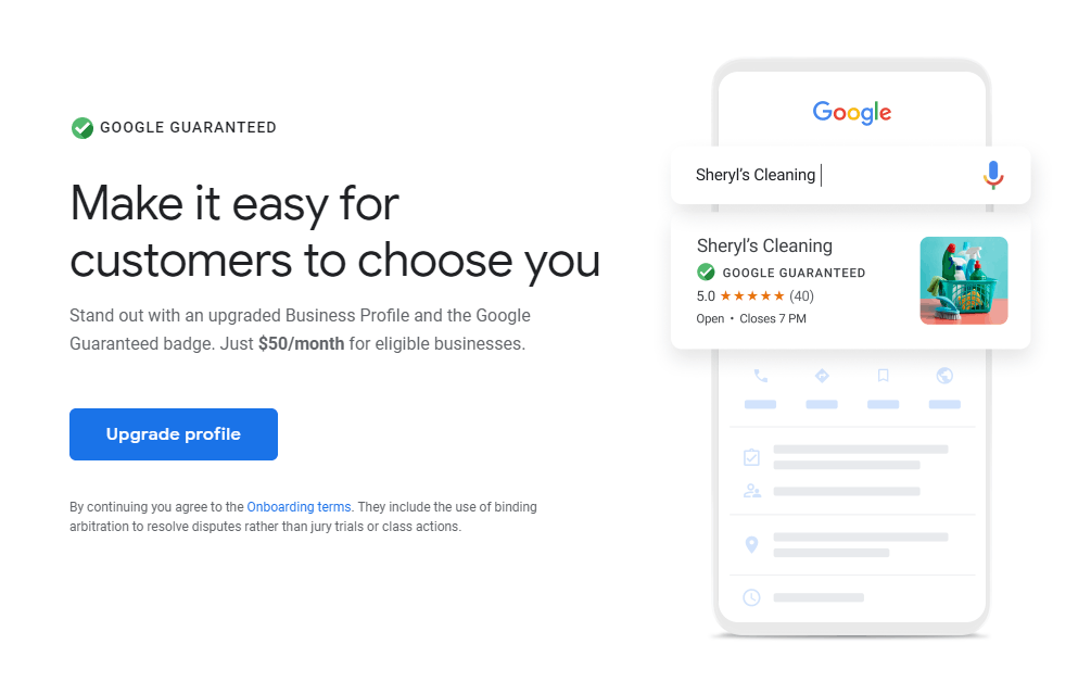 Google My Business to offer Paid Upgrades from $50 per month