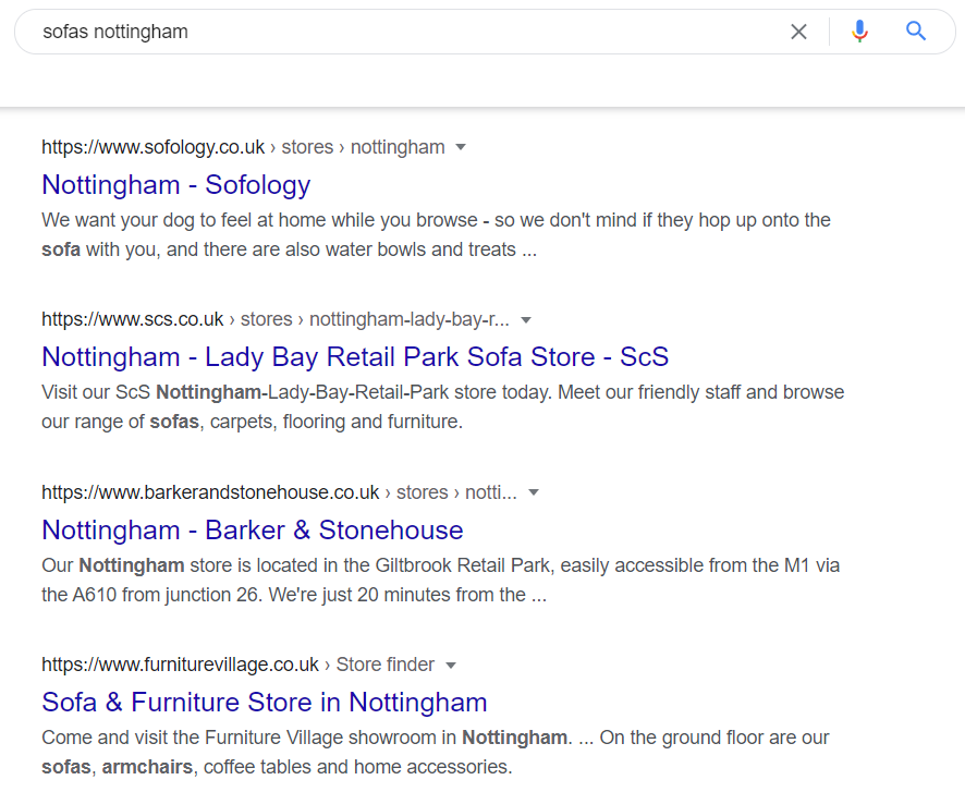 Google Update Title Tags in Search